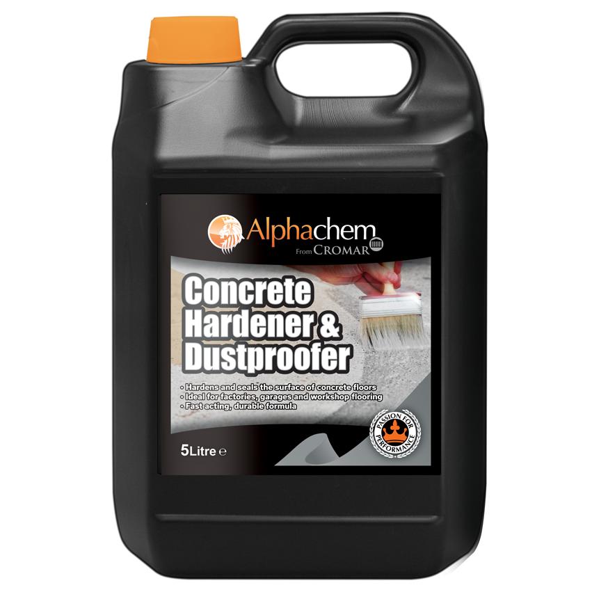 Concrete Hardener Amp Dustproofer Cromar Building Products