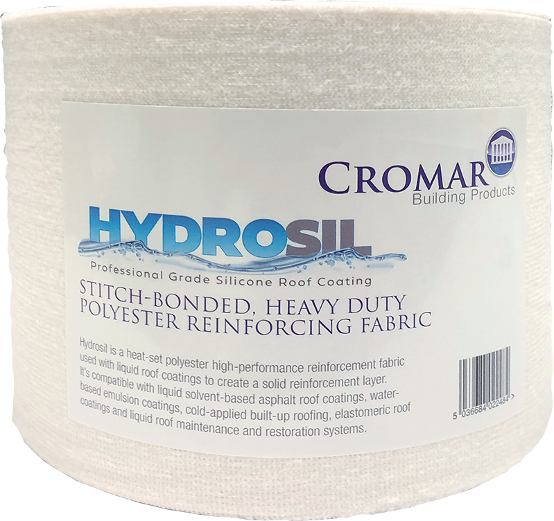 Hydrosil Silicone Roof Coating - CROMAR BUILDING PRODUCTS